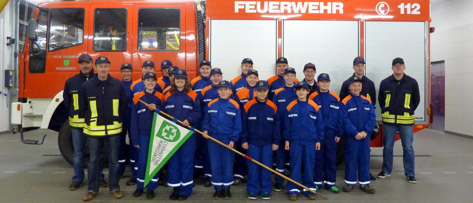 JF Wallenhorst startet ins neue Jahr!