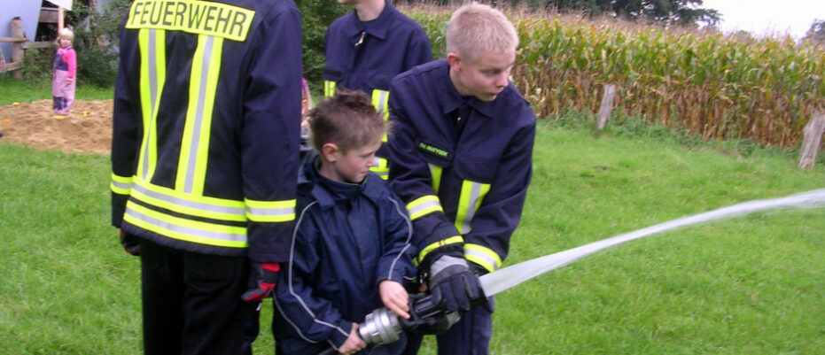 Brückenfest in Ost-Rulle