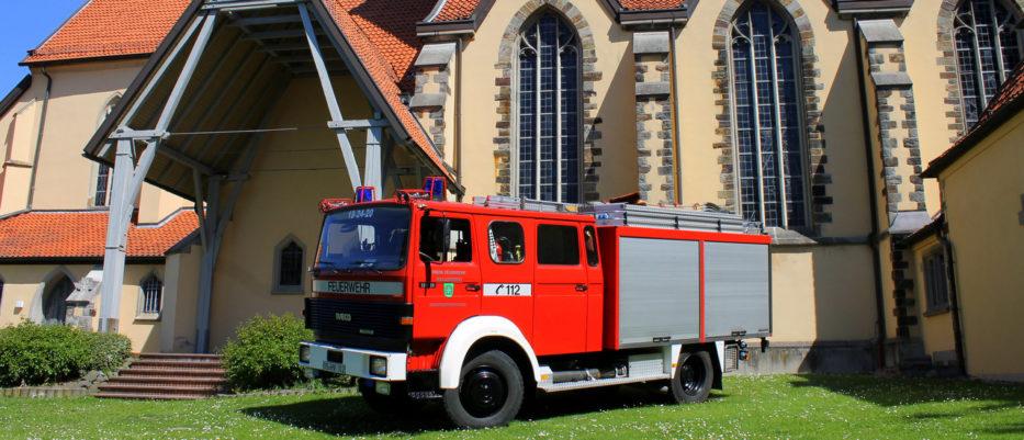 Tanklöschfahrzeug – TLF 16/25