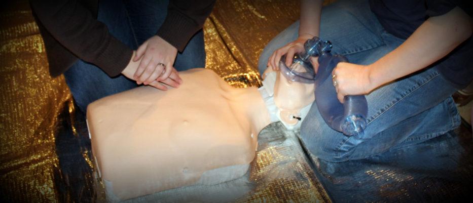 Erste Hilfe Maßnahmen im Notfall
