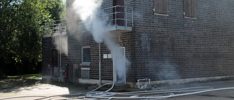 Read more about the article Atemschutzfortbildung in der Brandsimulationsanlage Lemgo