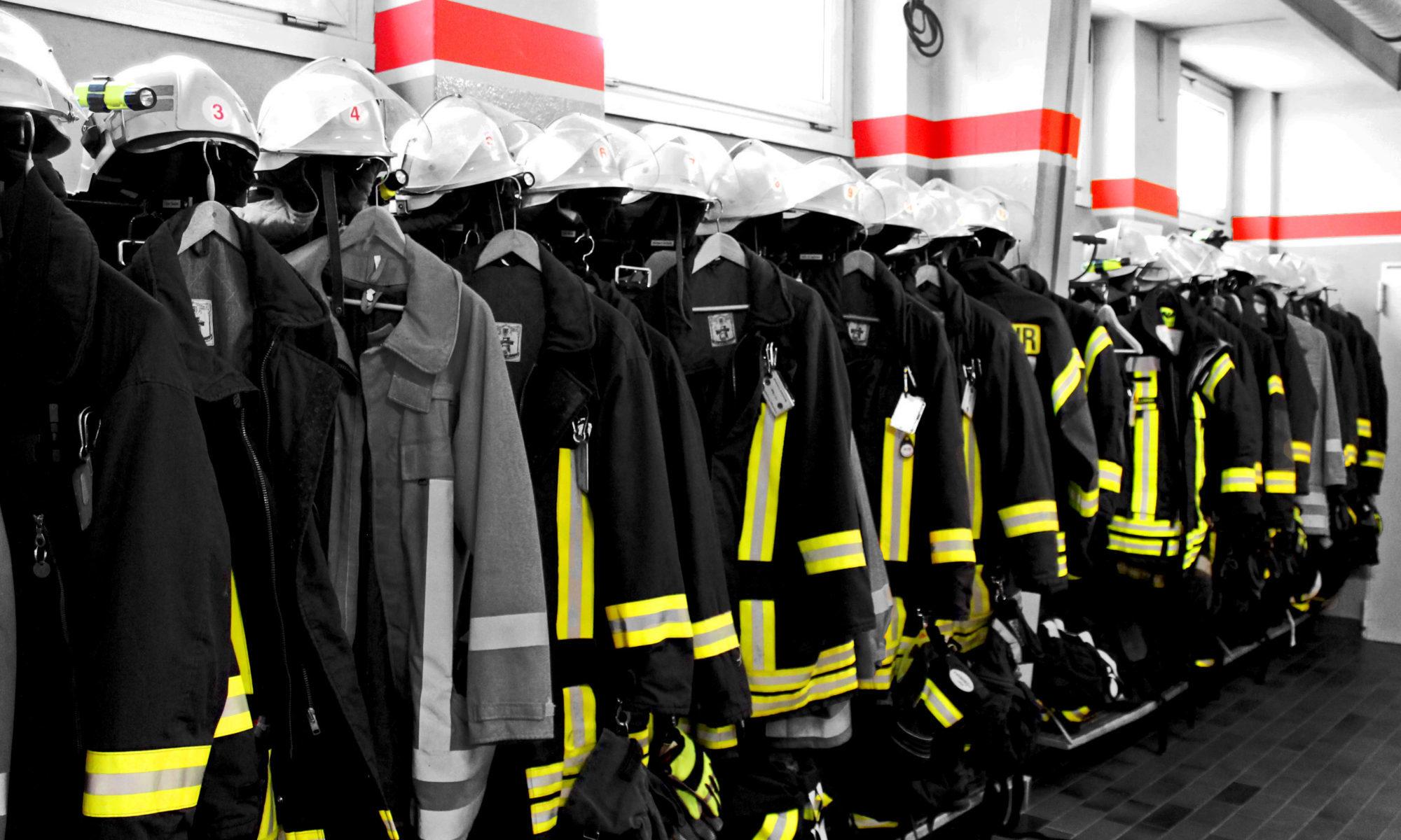 Feuerwehr Rulle