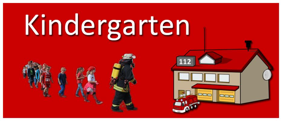 Brandschutzerziehung für den Kindergarten