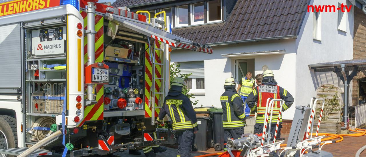 Küchenbrand in der Frankensteiner Straße